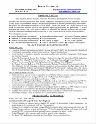 Interesting Pre Sales Resume Template Also Tele Pre Sales Engineer