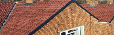clay interlocking roof tiles