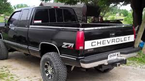 All Chevy 96 chevy : 96 chevy z71 - YouTube
