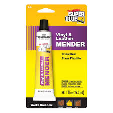 super glue 1 fl oz vinyl leather mender 12 pack