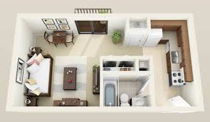 Excellent Decoration One Bedroom Efficiency Apartments Marvelous Apartment  Ideas What Is An Studio