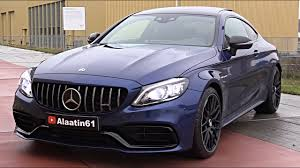 The optional amg aerodynamics package for the c 63 coupé provides an even sportier look: 2020 Mercedes Amg C63 S Coupe Brutal Full Drive Review Sound Exhaust Youtube