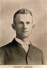 Edward Francis Johnson (1856-1922) - Find A Grave Memorial