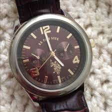62% off polo by ralph lauren other nwot us polo mens watch nwot us polo mens watch authentic