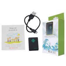MINI A8 GSM GPRS SMS theo dõi mini A8 với ứng dụng miễn phí và nền tảng  điều khiển từ xa cổ điển theo dõi MINIA8 với nguyên bản hộp bán lẻ
