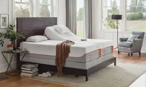 beds that sit on the floor.  The Bedroom Mattresses Simple Low Bed Design With The Bellafina Tempurpedic Mattress  Beds That Are Beds That Intended Sit On Floor