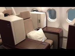 Airbus A330 Jet Airways Seating Chart Jet Airways A330 300 Business Class Seat Review Aviation Geeks
