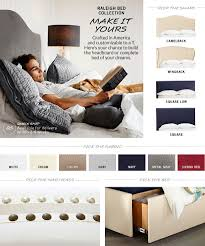 Pottery Barn Bedroom Furniture Raleigh Collection Pottery Barn