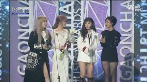 Winners From The 6th Gaon Chart Kpop Awards Allkpop