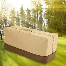 patio outdoor furniture cushion storage