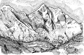 Small Picture Mount Everest Coloring Page Himalaya Mountains Coloring Page