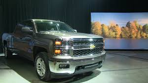 Watch the new 2014 Chevrolet Silverado Pickup debut in Detroit