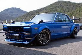 1969 Nissan Skyline GT-R KPGC10