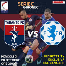 Calcio   Taranto - Fidelis Andria in diretta su Antenna Sud 13 - Antenna Sud