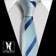 Wholesale Designer Ties Lingyao Hot Fashion Slim Necktie Unique Designer Tie Factory