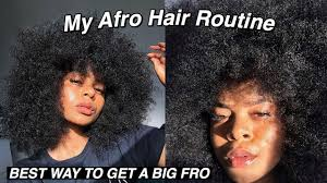 what is an afro ebena
