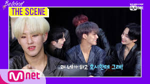 Eng Sub Behind The Scene Seventeen Kpop Tv Show M Countdown 190926 Ep 636