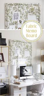 best ideas about fabric memo boards memo boards how to make a fabric memo board