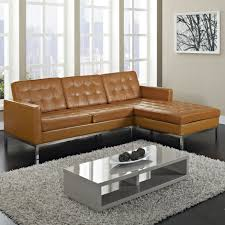 Modern Living Room With Brown Leather Sofa Furniture Amazing Living Room Decor Black Leather Sofas And Gold