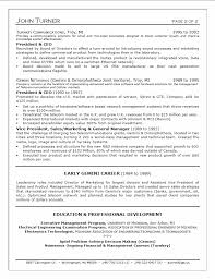 Ceo Resume Examples Impressive Index Of Images