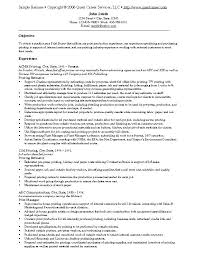 Resume Printing Print Sample Templates Word Document Out