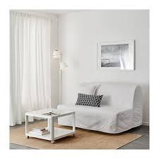 lycksele lÖvÅs sofa bed ransta white ikea