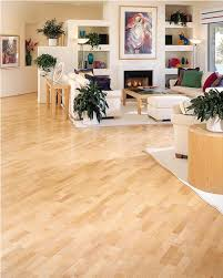 white best wood look vinyl sheet flooring for modern minimalist living room design with all white interior and furniture color plus leather sofa with