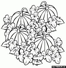 Pumpkin Patch Coloring Page Clipart Panda Free Clipart Images with ...