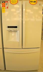 kenmore bottom freezer refrigerator. the kenmore elite 31.0 cu. ft. french-door bottom-freezer refrigerator 72052 bottom freezer