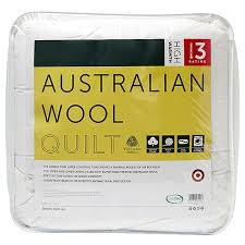 Australian Wool Quilt - High Warmth Rating | Target Australia & Australian Wool Quilt - High Warmth Rating Adamdwight.com