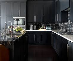 Attractive Black Kitchen Cabinets 30 Best Black Kitchen Cabinets Kitchen  Design Ideas With Black