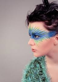 amazing makeup looks you can easily rock this tropical bird
