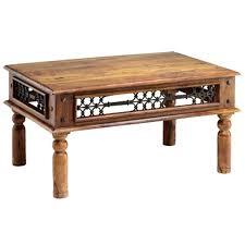 jali sheesham indian coffee table asia