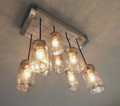 kitchen trendy canning jar chandelier 14 206282 511694 magnificent canning jar chandelier 19 206282 511693