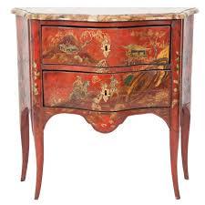 red lacquered furniture. European Furniture · Italian Circa 18th Century Red Lacquered L