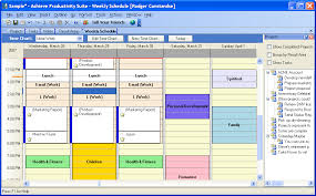 plan daily schedule daily planner software achieve planner task tracking software