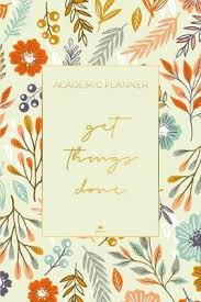 College Planners 2020 Academic Planner 2019 2020 Sonalo 9781085964708
