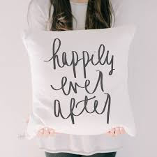 happily ever after pillow – pcb home