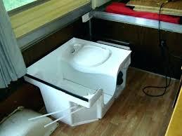 camper toilet shower combo bathrooms shower toilet combo unit caravan for shower toilet combo unit