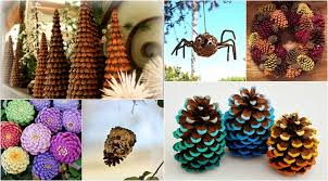 Small Picture 15 Beautiful Pine Cone Crafts To Make Stunning Home Decor
