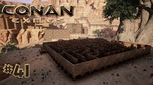 If they are armed with a. Conan Exiles 43 Echt Schrage Treppe Gameplay German Deutsch Youtube