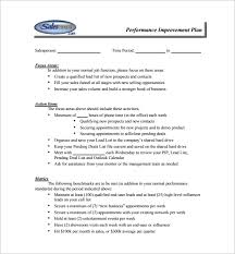 10+ Performance Improvement Plan Templates - Free Sample, Example ...