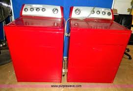 colored washer and dryer sets.  Dryer Colored Washer And Dryer Sets Red Image For Item Whirlpool  Set  Inside Colored Washer And Dryer Sets C