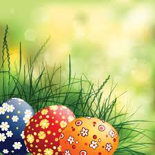 Christian Easter Egg Hunt Background 6 Background Download
