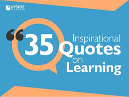 Quotes On Learning Custom 48 Inspirational Quotes On Learning