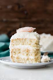 Fluffy Moist Coconut Cake Sallys Baking Addiction