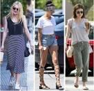 Celebrity street style of the week: drew barrymore, taylor swift, annalynne mccord