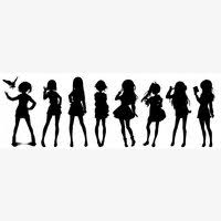 秋元康がプロデュースする究極のアイドル候補7人がお披露目 12