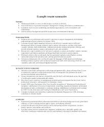 Examples Of A Resume Letter Resume Examples Cover Letter Examples