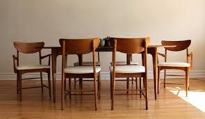 mid century modern dining room table. Mid Century Modern Dining Set By Kroehler Room Table